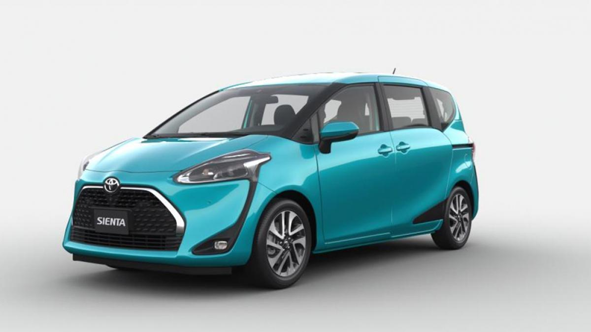 2020 Toyota Sienta 5人座經典