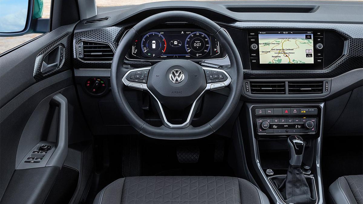 2020 Volkswagen T-Cross 230 TSI Life