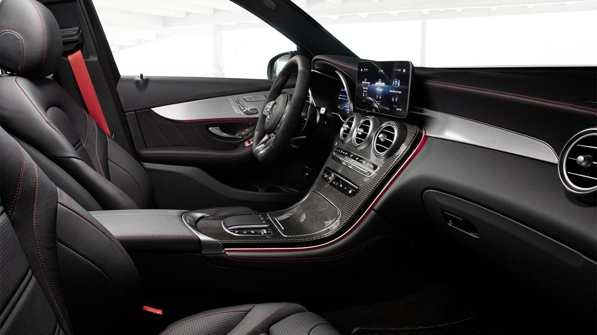 2021 M-Benz GLC AMG 43 4MATIC