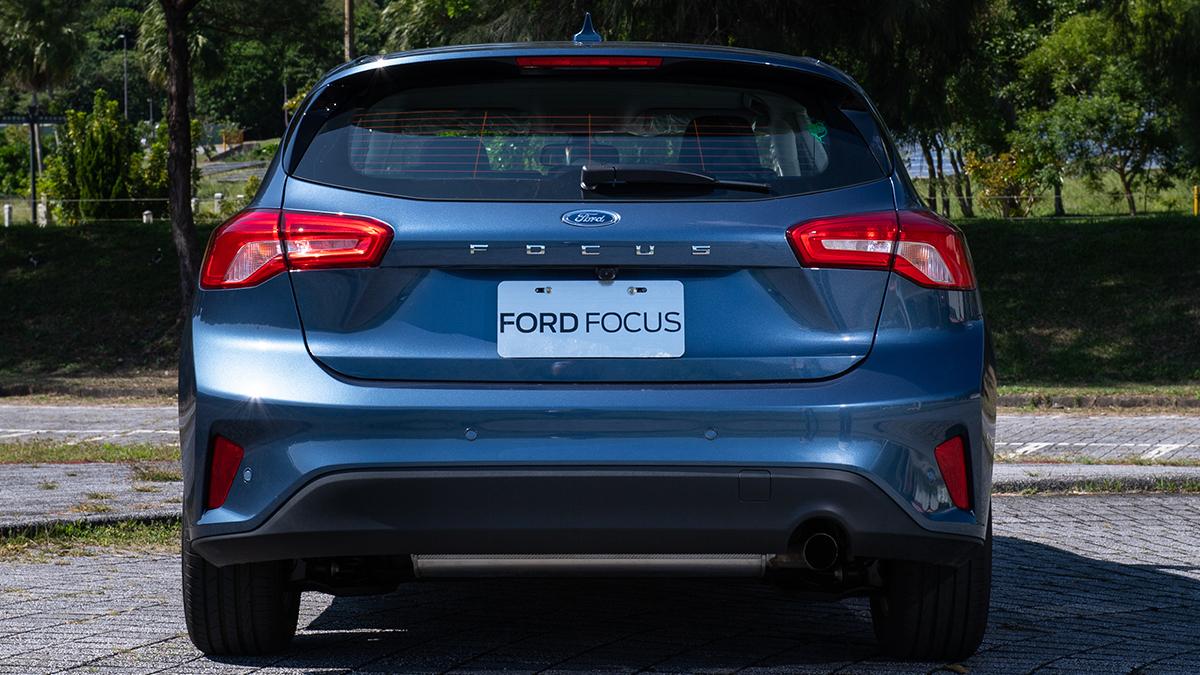 2020 Ford Focus 5D 1.5 Ti-VCT成真型