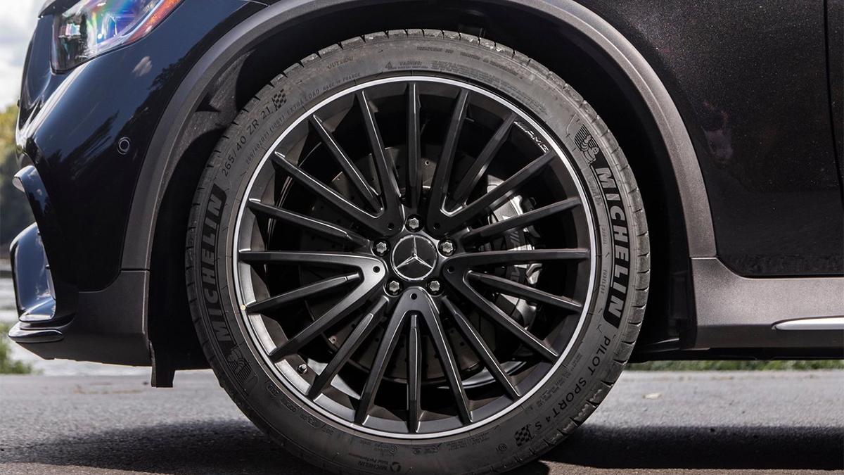 2021 M-Benz GLC AMG 63 4MATIC+