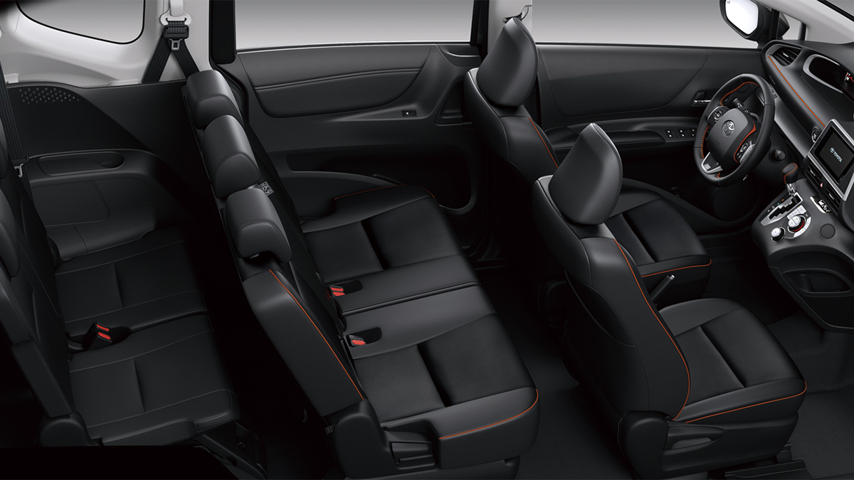 2020 Toyota Sienta 7人座尊爵