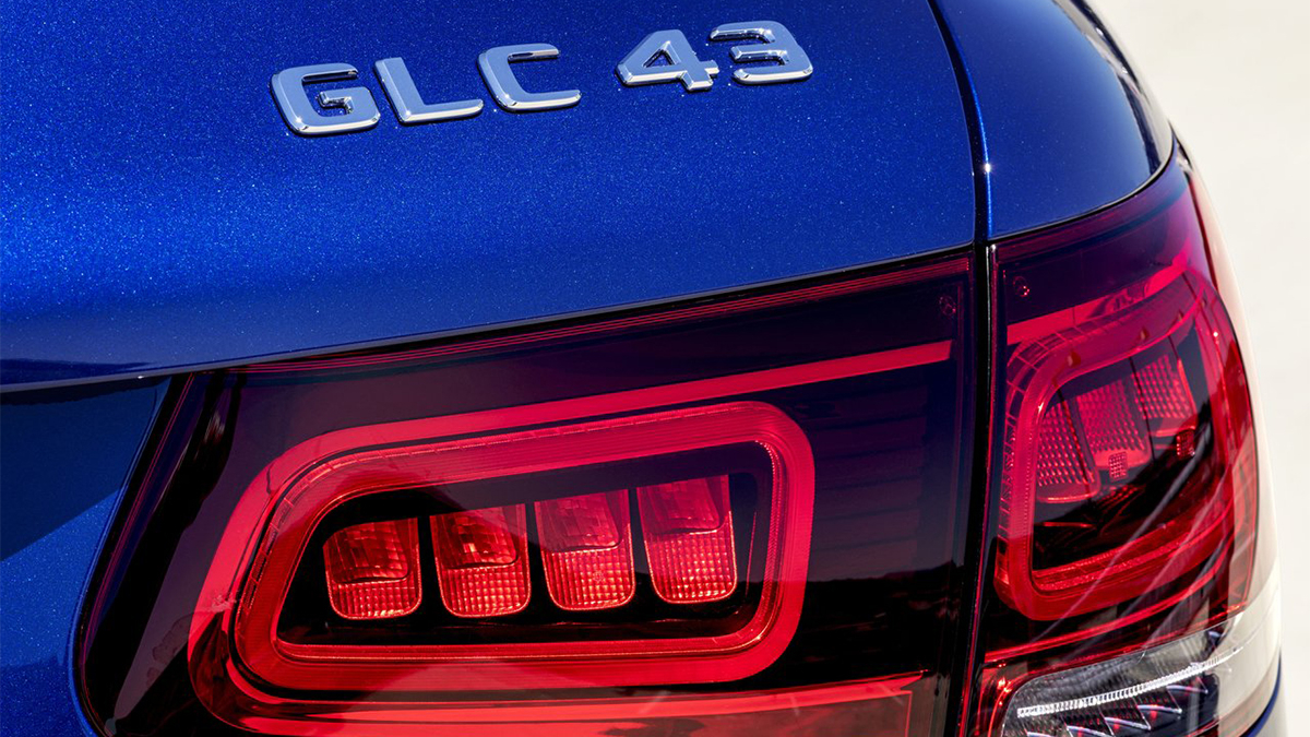 2020 M-Benz GLC AMG 43 4MATIC