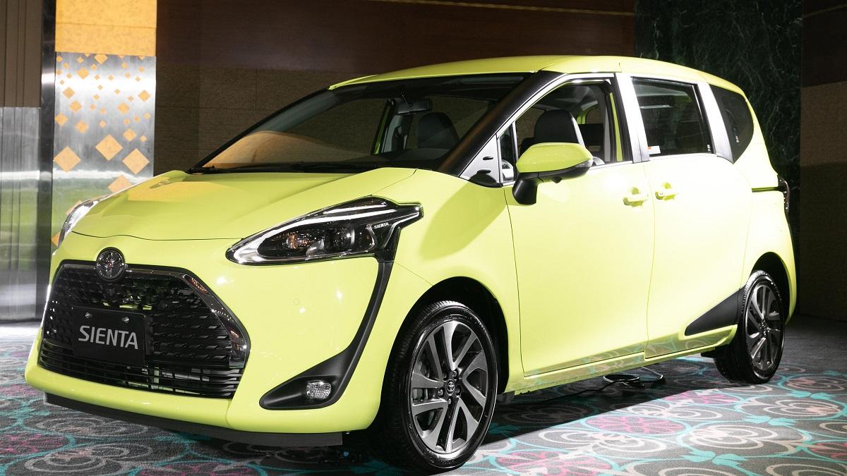 2020 Toyota Sienta 7人座豪華