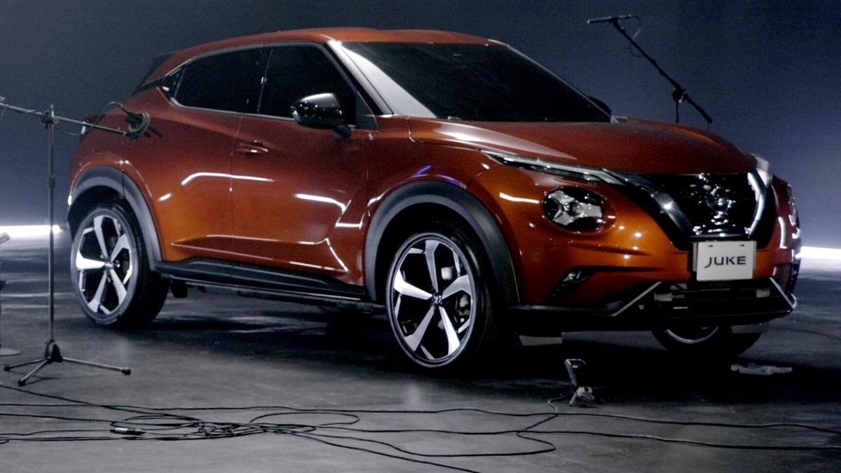 2021 Nissan Juke 1.0英倫版