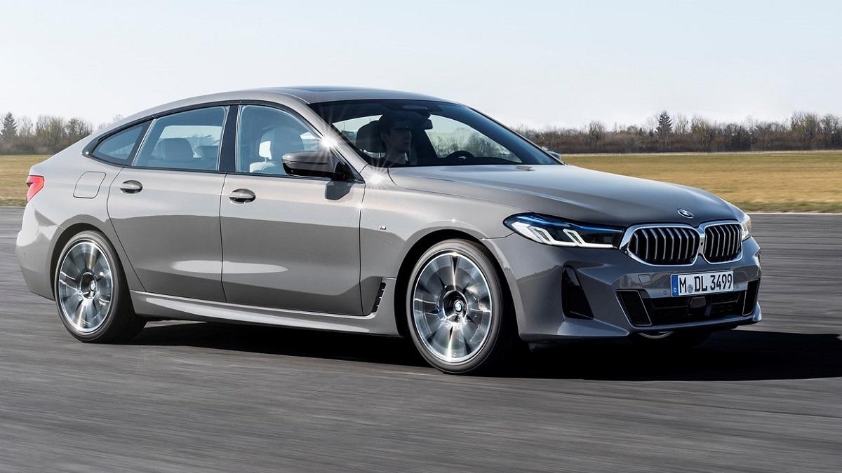 2021 BMW 6-Series Gran Turismo 630i M Sport