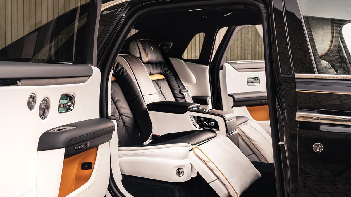 2021 Rolls-Royce Ghost 6.75 V12 EWB