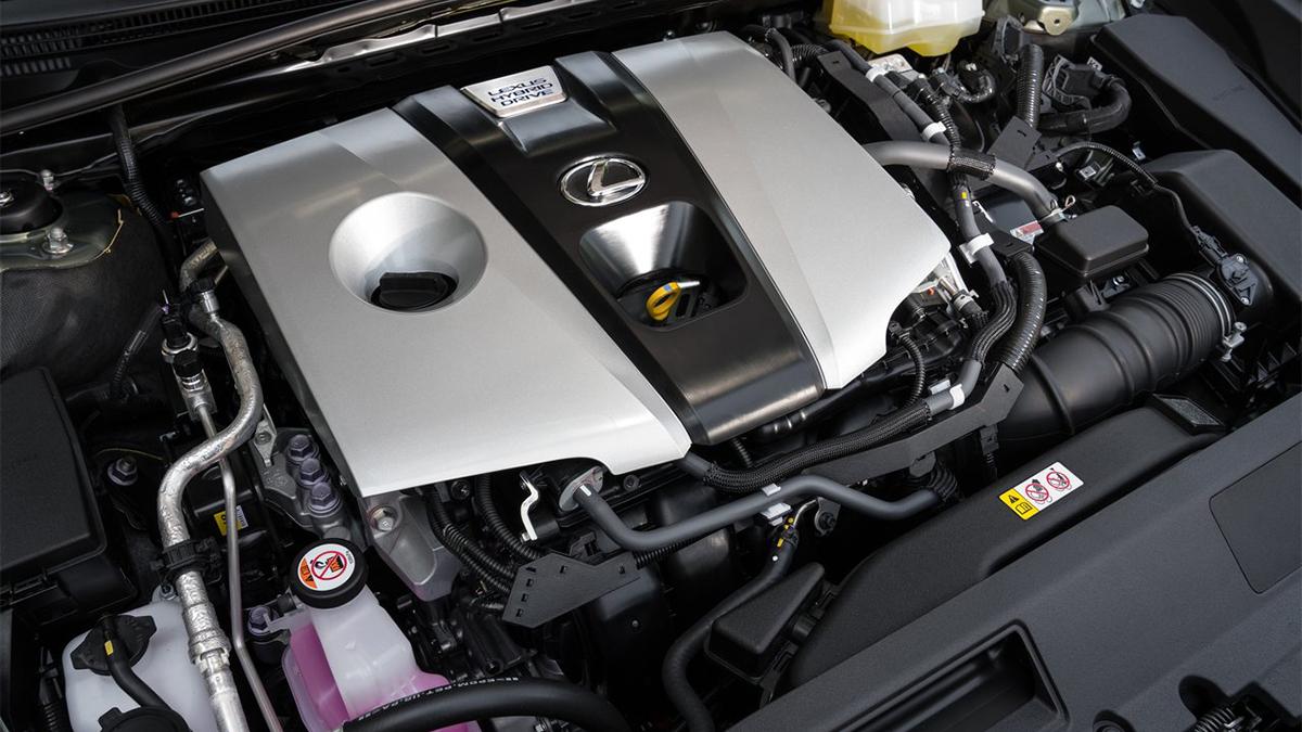 2019 Lexus ES 300h豪華版