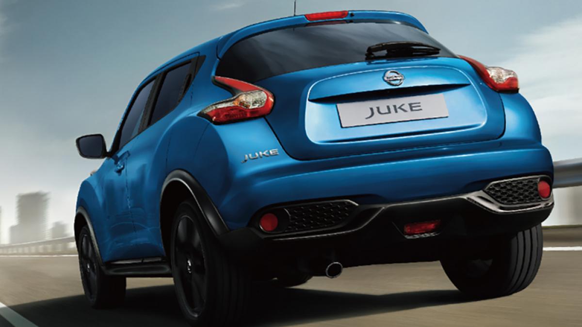 2019 Nissan Juke 1.6自然進氣豪華版