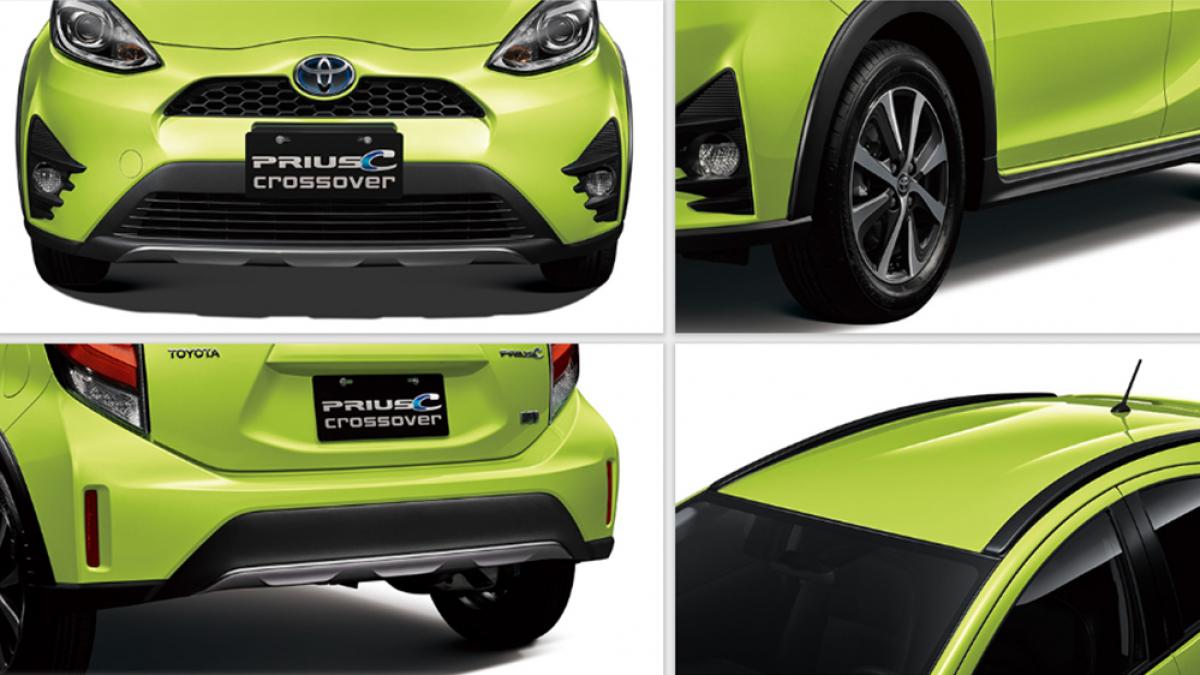 2019 Toyota Prius c 1.5 Crossover