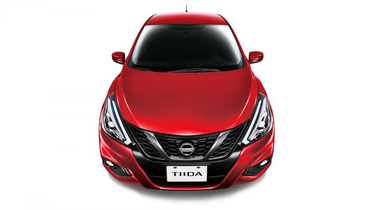 2019 Nissan Tiida 5D 傳奇版