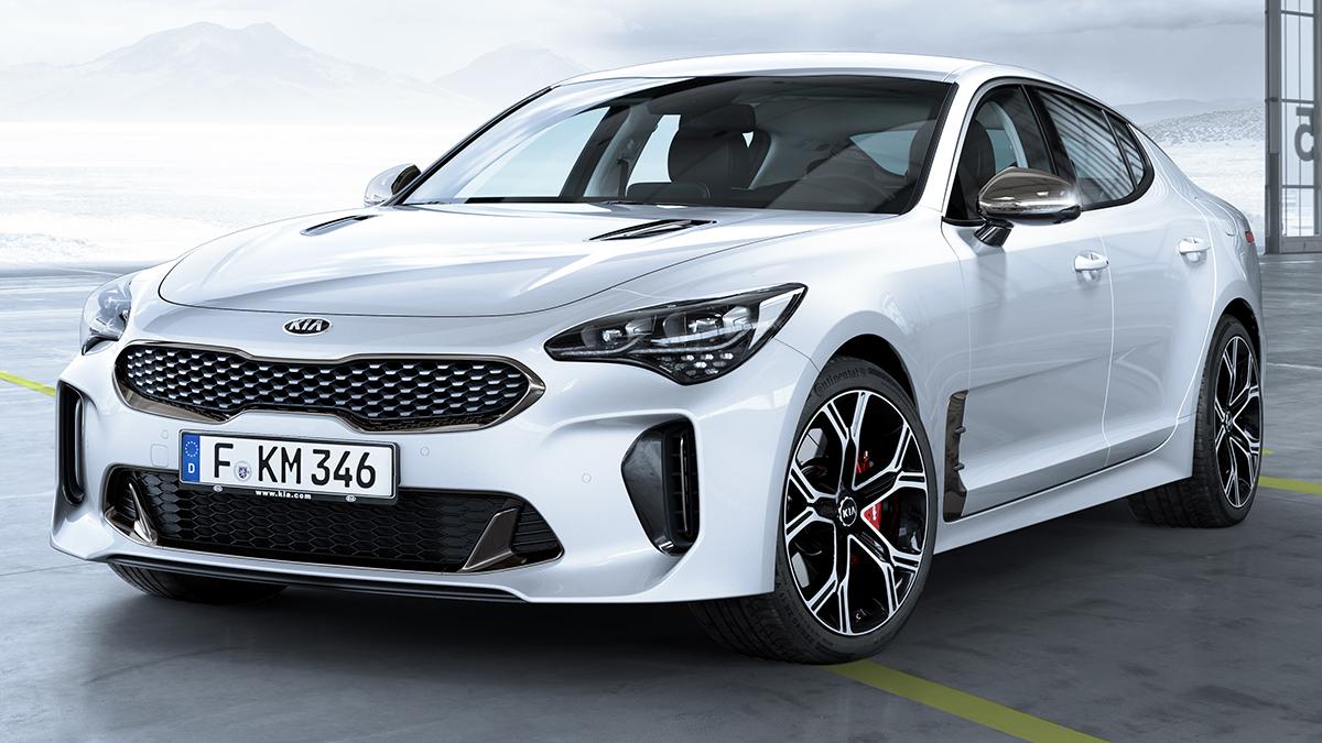 2019 Kia Stinger 3.3 GT AWD