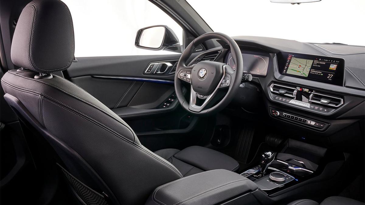 2020 BMW 1-Series 118i運動版