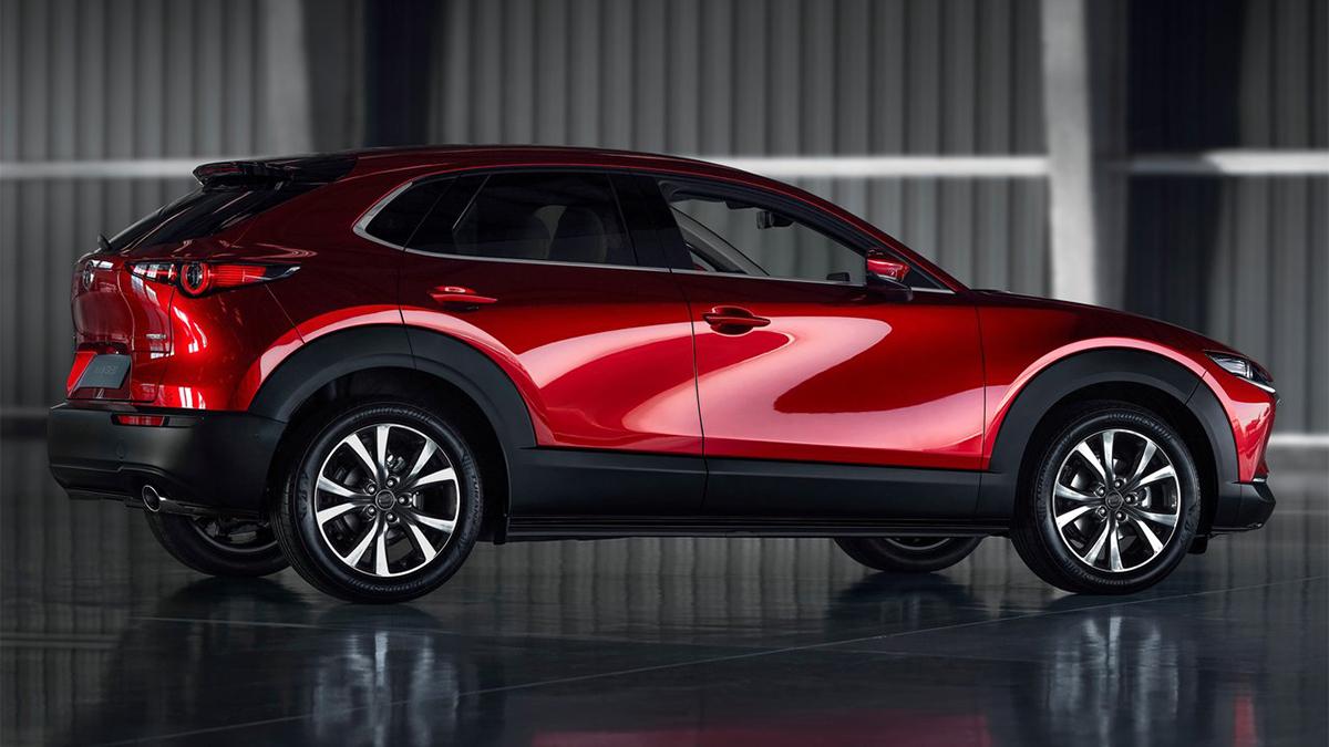2020 Mazda CX-30 2.0頂級型