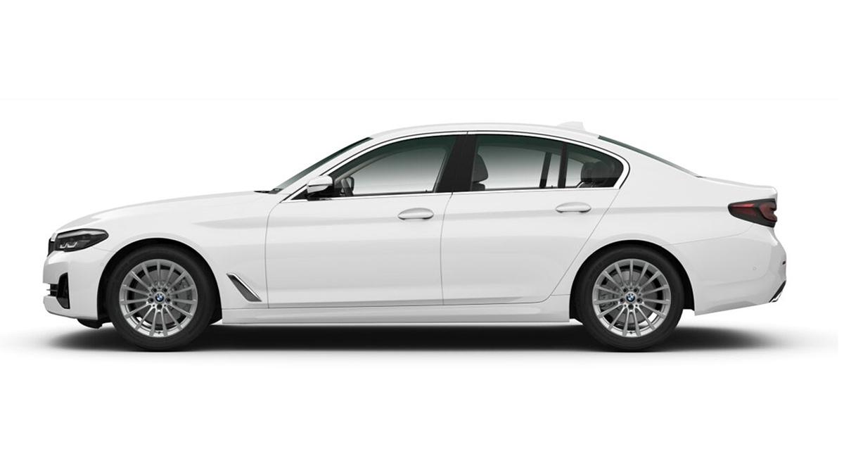 2021 BMW 5-Series Sedan 520i Sport首發版