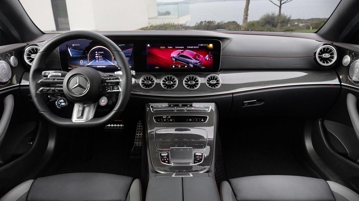 2021 M-Benz E-Class Coupe AMG E53 4MATIC+