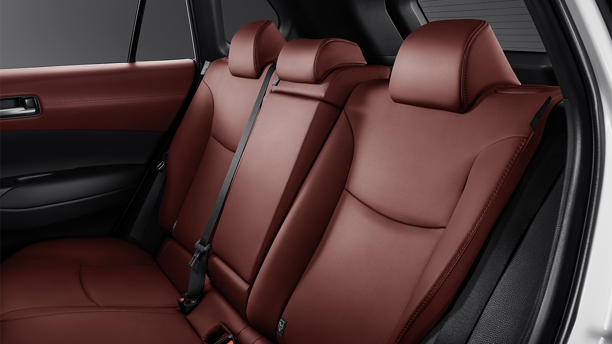 2021 Toyota Corolla Cross 1.8豪華