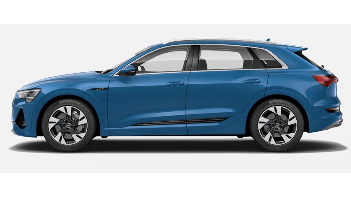 2021 Audi e-tron 50I quattro  S-Line