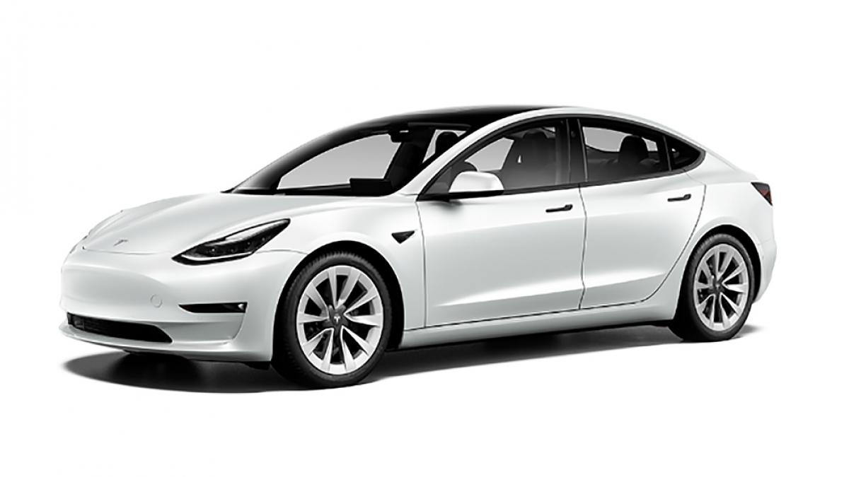 2021 Tesla Model 3 Long Range