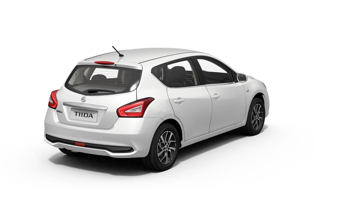 2020 Nissan Tiida 5D 智能360版