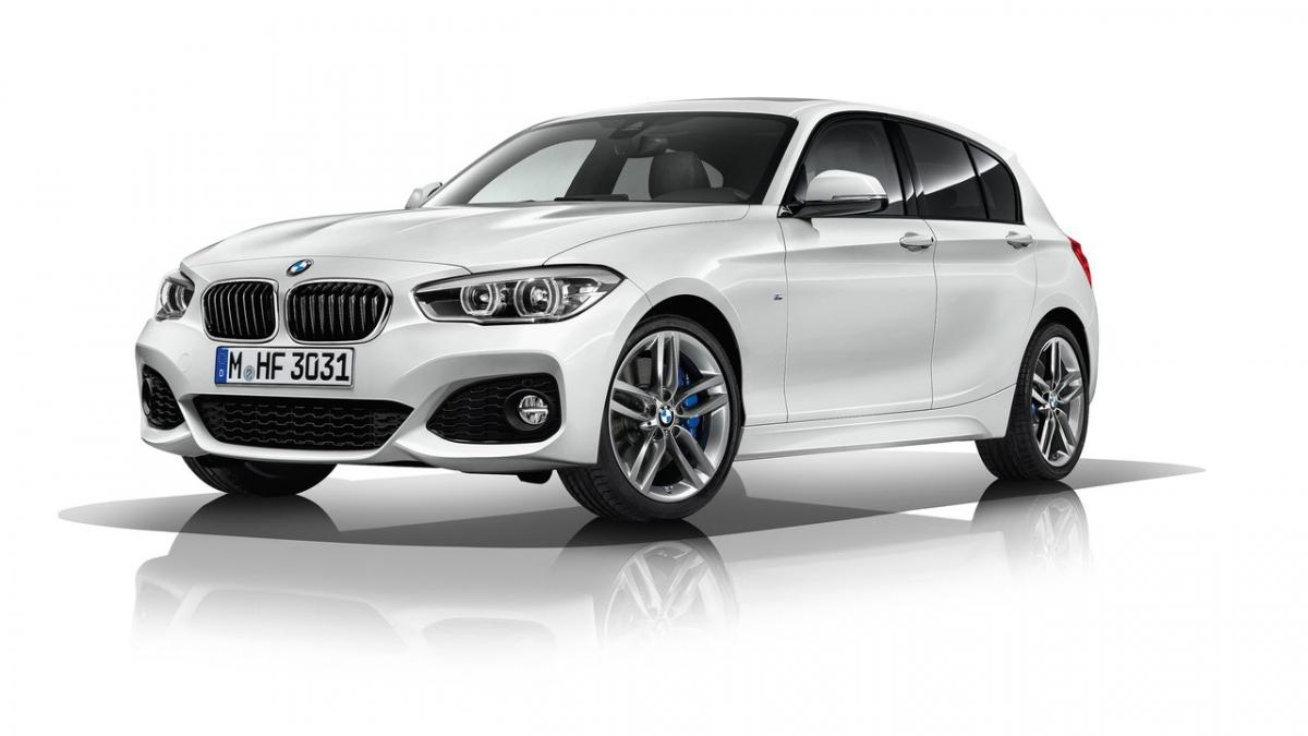2019 BMW 1-Series 120i M Sport領航版