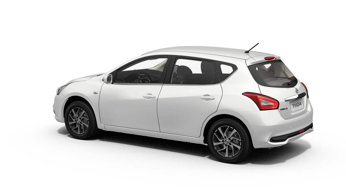 2019 Nissan Tiida 5D 豪華版