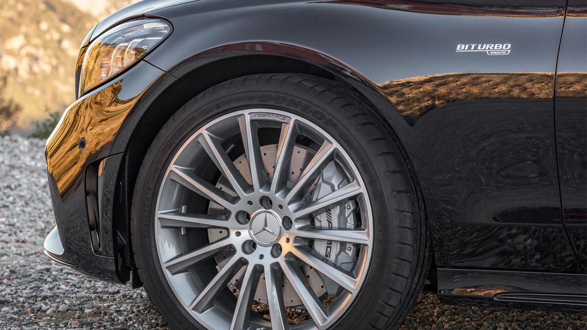 2020 M-Benz C-Class Estate AMG C43 4MATIC進化版