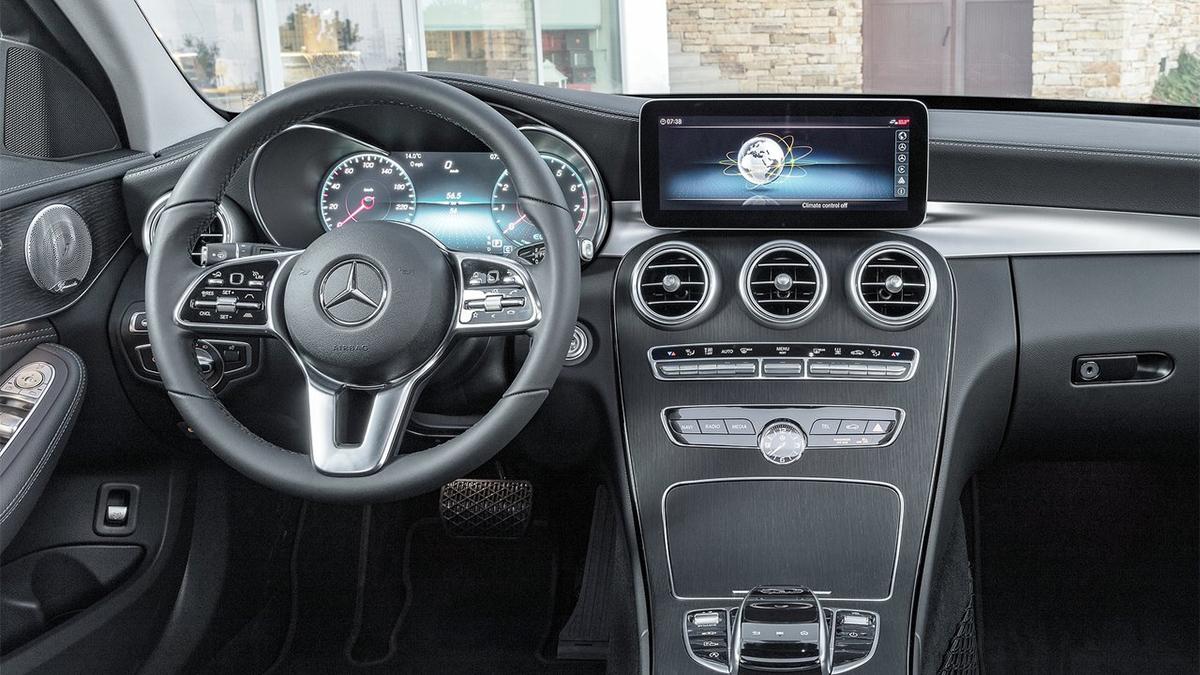 2020 M-Benz C-Class Estate C180進化版
