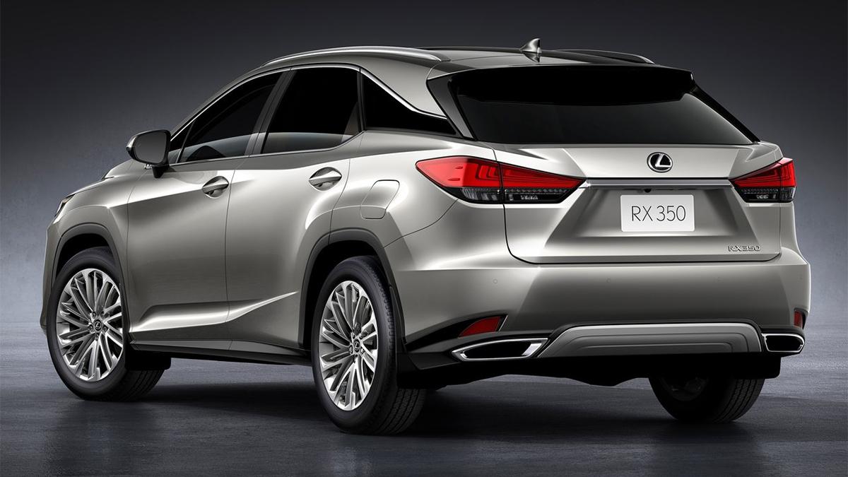 2020 Lexus RX 350旗艦版