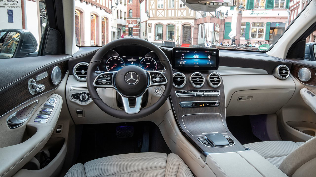 2020 M-Benz GLC 220d
