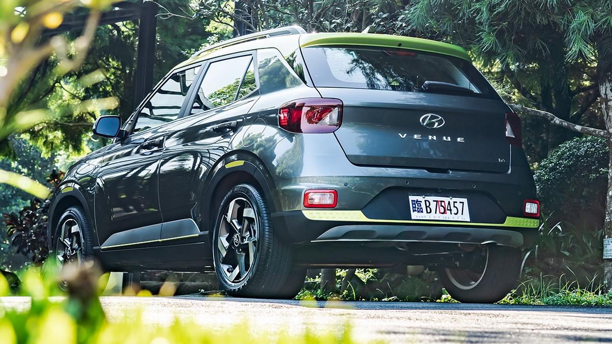 2021 Hyundai Venue GLA