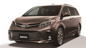 2018 - Toyota Sienna