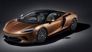 2019 - McLaren GT