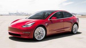 2019 - Tesla Model 3