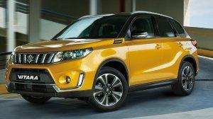 2019 - Suzuki Vitara(NEW)
