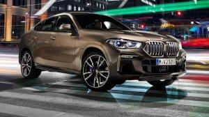 2020 - BMW X6