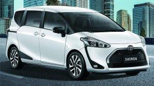2021 - Toyota Sienta
