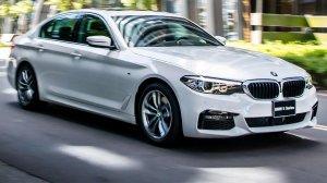 2020 - BMW 5-Series Sedan