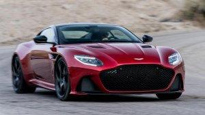 2020 - Aston Martin DBS