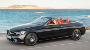 2020 - M-Benz C-Class Cabriolet