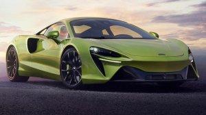 2021 - McLaren Artura