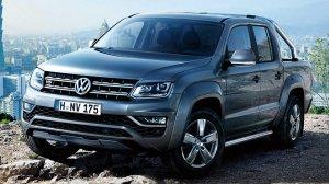 2019 - Volkswagen Amarok