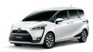 2019 - Toyota Sienta