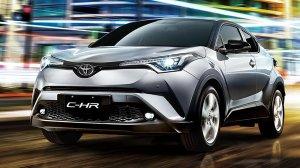 2019 - Toyota C-HR