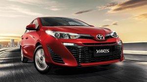 2019 - Toyota Yaris