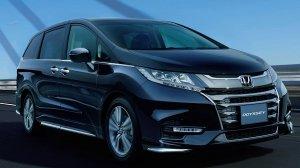 2019 - Honda Odyssey