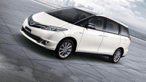 2020 - Toyota Previa