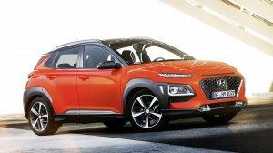 2020 - Hyundai Kona