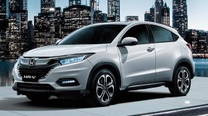 2020 - Honda HR-V