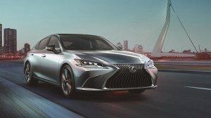 2018 - Lexus ES(NEW)